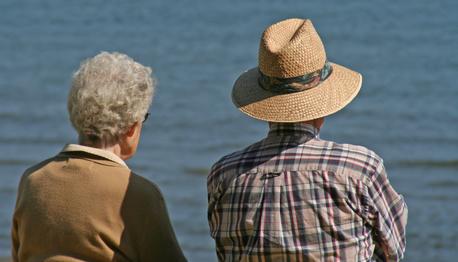 קשישים בריאים