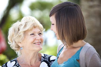 האינטראקציה האנושית בטיפול בקשישים