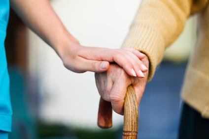 עזרה לקשיש