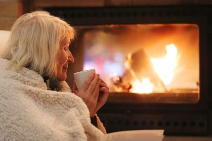 טיפול סיעודי לקשיש בחורף