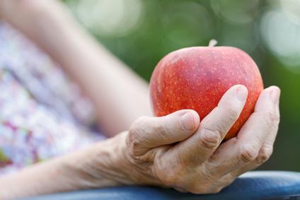 תזונה נכונה אצל קשישים