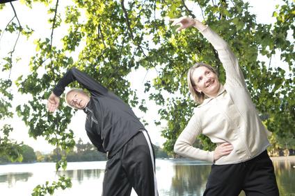 פעילות גופנית לקשישים