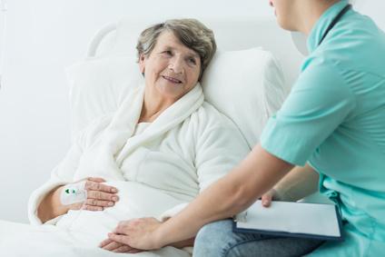 טיפול סיעודי בבית החולים
