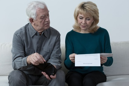 תכנון תקציב חודשי לקשיש סיעודי