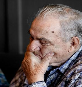 התמודדות עם הפרעות אכילה בגיל זקנה