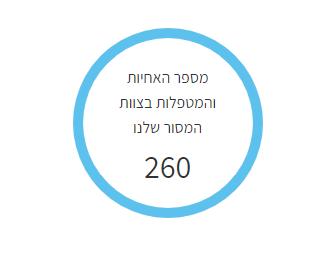 260 אחיות פרטיות